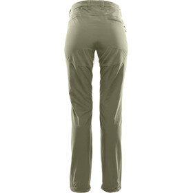 Haglöfs Lite Hybrid Pantalon Femme, lichen